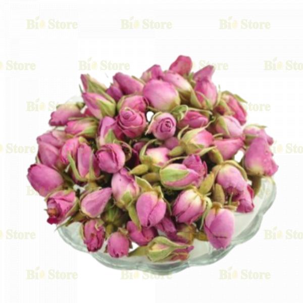 BİOTAM Dried Rose Buds - 100 GR