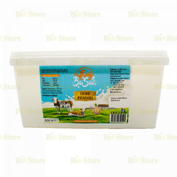 BİOSÜD COW CHEESE PREMIUM - 500 GR