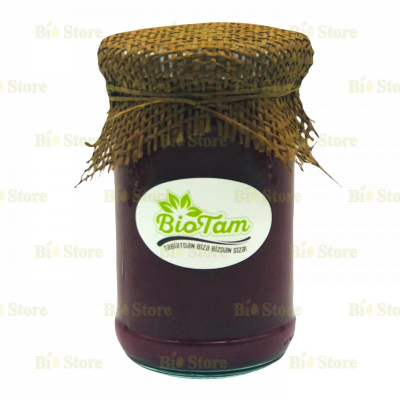 BİOTAM  Cornelian Cherries Sauce - 400 GR